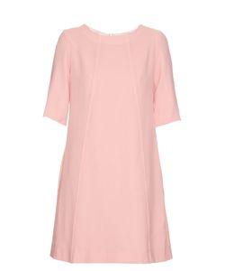 Goat | Clementine Wool-Crepe Dress
