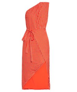 Preen By Thornton Bregazzi | Klauber Gingham Dress