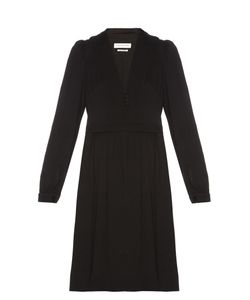 Isabel Marant Étoile | Neil V-Neck Crepe Dress