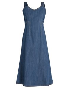 Adam Lippes | Sleeveless Midi Dress