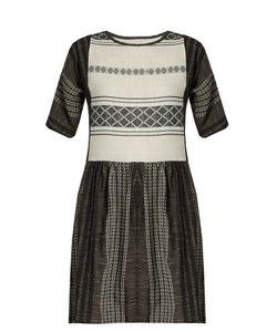 ACE & JIG | Cora Woven-Cotton Mini Dress