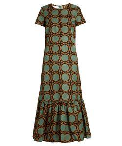 LA DOUBLEJ EDITIONS | The Batik-Print Rain Dress