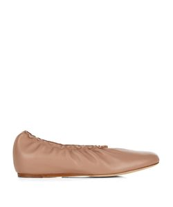 Lanvin | Leather Ballet Flats