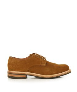 CHEANEY | Meadway R Suede Derby Shoes