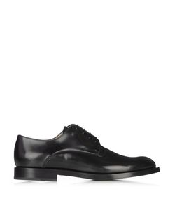Fendi | Leather Derby Shoes