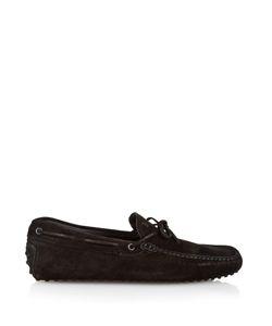 Tod'S | Gommino Suede Driving Shoes