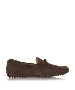 Tod'S | Gommino Suede Driving Loafers