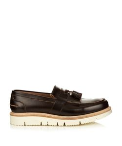 CHEANEY | Durham Chunky-Sole Leather Loafers