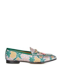 Gucci | Jordan Jacquard Loafers