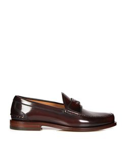 Gucci | Jacob Leather Penny Loafers