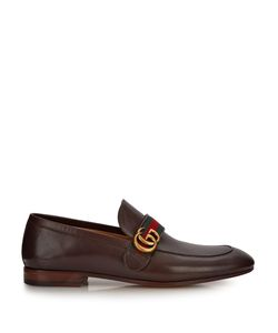 Gucci | Revolt Gg Leather Loafers