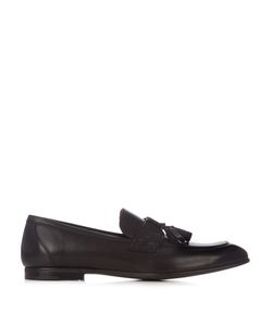 Bottega Veneta | Intrecciato Tassel Leather Loafer