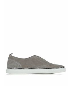 Tabitha Simmons | Tate Low-Top Suede Trainers