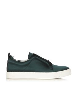 Pierre Hardy | Low-Top Satin Trainers