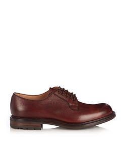 CHEANEY | Teign 2 Grained-Leather Derby Shoes