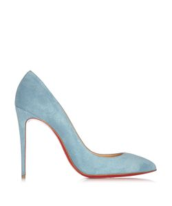 Christian Louboutin | Pigalle Follies 100mm Suede Pumps