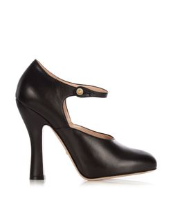 Gucci | Lesley Leather Pumps