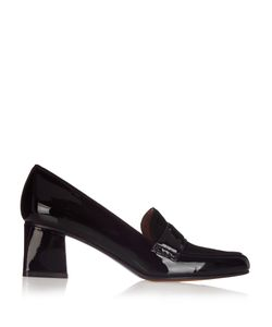Tabitha Simmons   Margot Patent-Leather Loafer