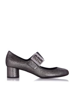 Lanvin | Buckle-Detail Nappa Pumps