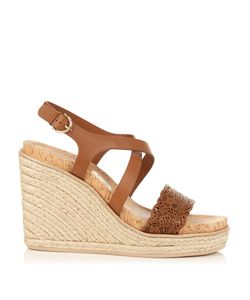 Salvatore Ferragamo | Gioela Espadrille Wedge Sandals