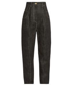 HILLIER BARTLEY | High-Rise Carrot-Leg Jeans
