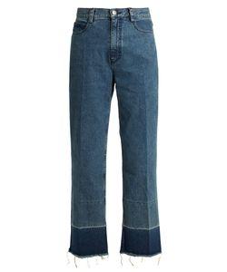 Rachel Comey | Legion High-Rise Slim-Leg Jeans