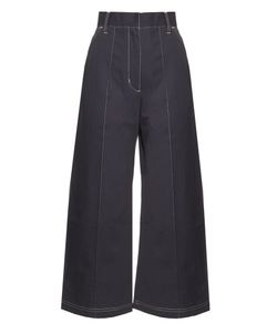 WALES BONNER | Reed High-Rise Culottes