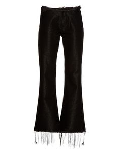 Marques Almeida | Frayed-Edge Flared Jeans