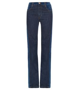 See By Chloe | Mid-Rise Flared Jeans
