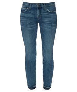 Current/Elliott | The Stiletto Low-Rise Skinny Jeans