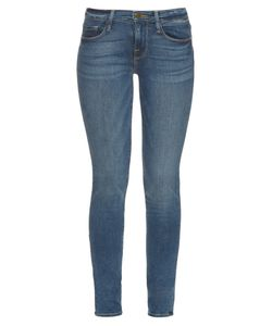 Frame | Le Skinny De Jeanne Mid-Rise Jeans
