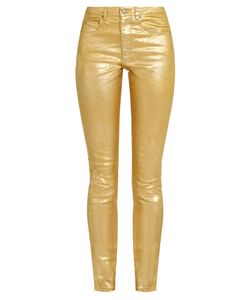 Isabel Marant Étoile | High-Rise Skinny-Fit Jeans