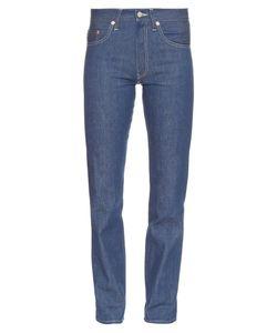 YOHJI YAMAMOTO REGULATION | Straight-Leg Jeans
