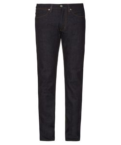 Acne Studios | Max Str Raw Slim-Leg Jeans