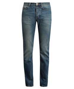 Paul Smith | Mid-Rise Slim-Leg Jeans