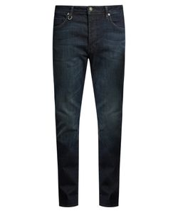 NEUW DENIM | Boss Straight-Leg Jeans