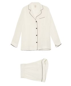 MORPHO + LUNA   Cara Linen Pyjama Set