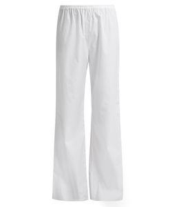 THREE GRACES LONDON | Basilio Striped-Cotton Flared Pyjama Trousers