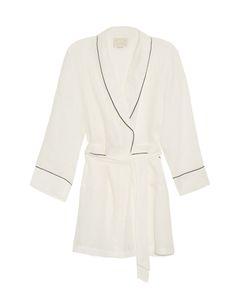 MORPHO + LUNA   Alix Linen Robe