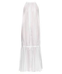 THREE GRACES LONDON   Alice Fell Cotton Nightgown