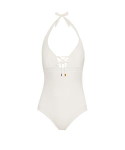 THAPELO PARIS | Manon Halterneck Swimsuit