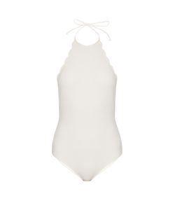 Marysia Swim | Mott Scallop-Edged Swimsuit
