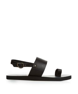 ANCIENT GREEK SANDALS | Frixos Leather Sandals