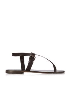 ÁLVARO | Andrea Leather Sandals
