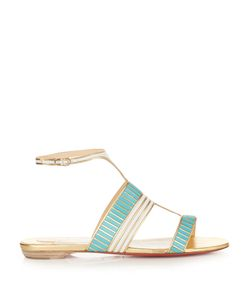 Christian Louboutin | Very Sekmet Leather Sandals