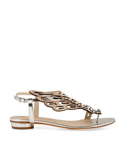 Sophia Webster | Seraphina Angel-Wings Flat Sandals