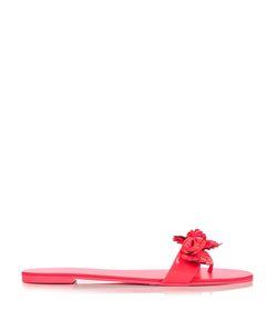 Sophia Webster | -Embellished Patent-Leather Slides