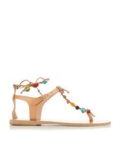ANCIENT GREEK SANDALS | Chrysso Leather Sandals