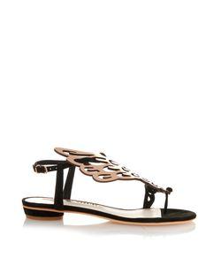 Sophia Webster   Seraphina Angel-Wings Flat Sandals