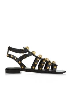 Balenciaga | Giant Studded Leather Gladiator Sandals